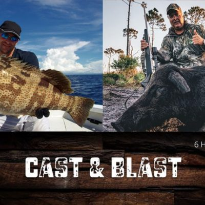 florida cast and blast